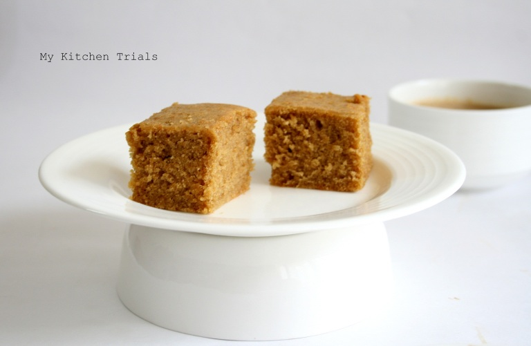 Coffee (flavored) Cake