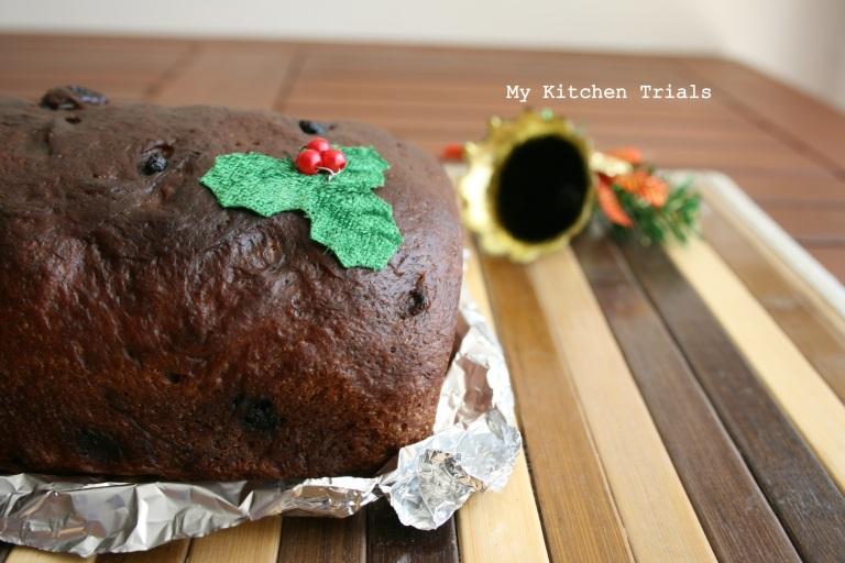Cranberry Chocolate Bread