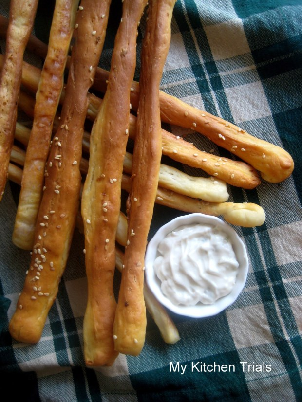 bread sticks (grissini)