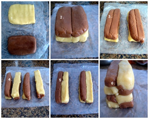 Step by step checker cookies1