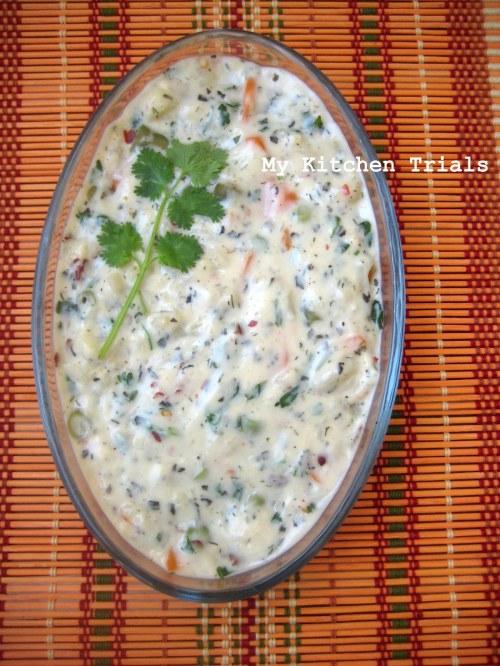 Vegetable Au Gratin(almost!) | My Kitchen Trials