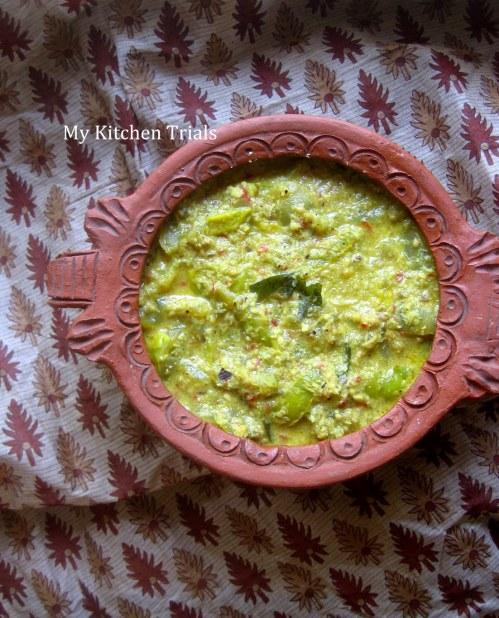 green tomato avial