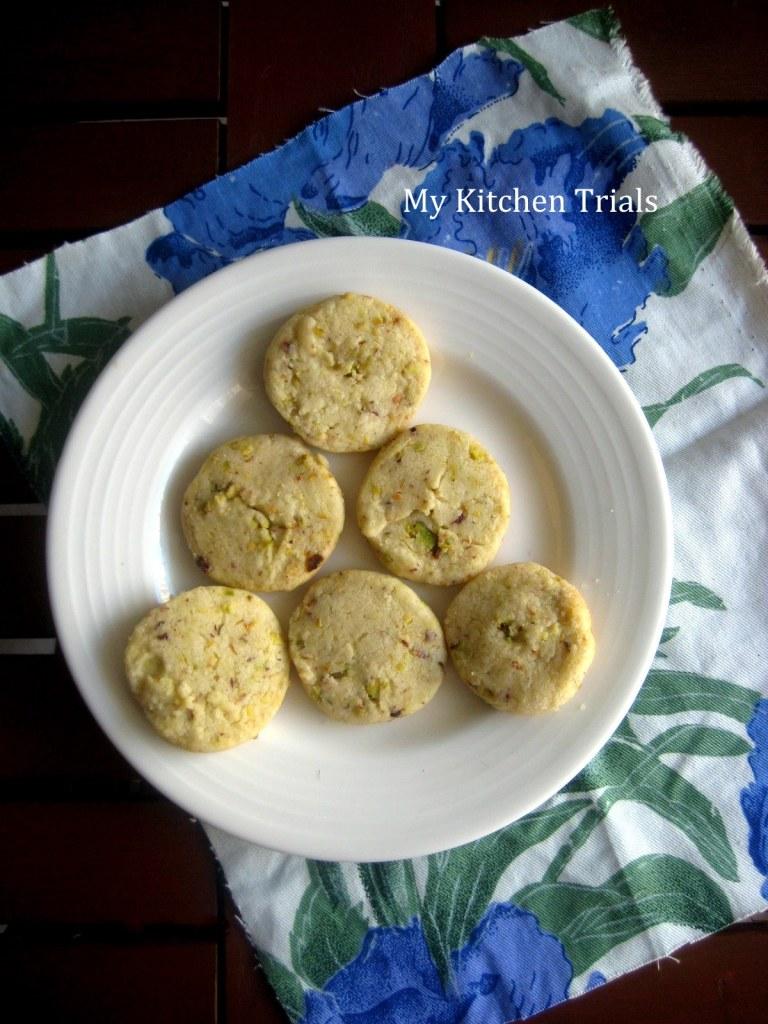Pista Icebox Cookies
