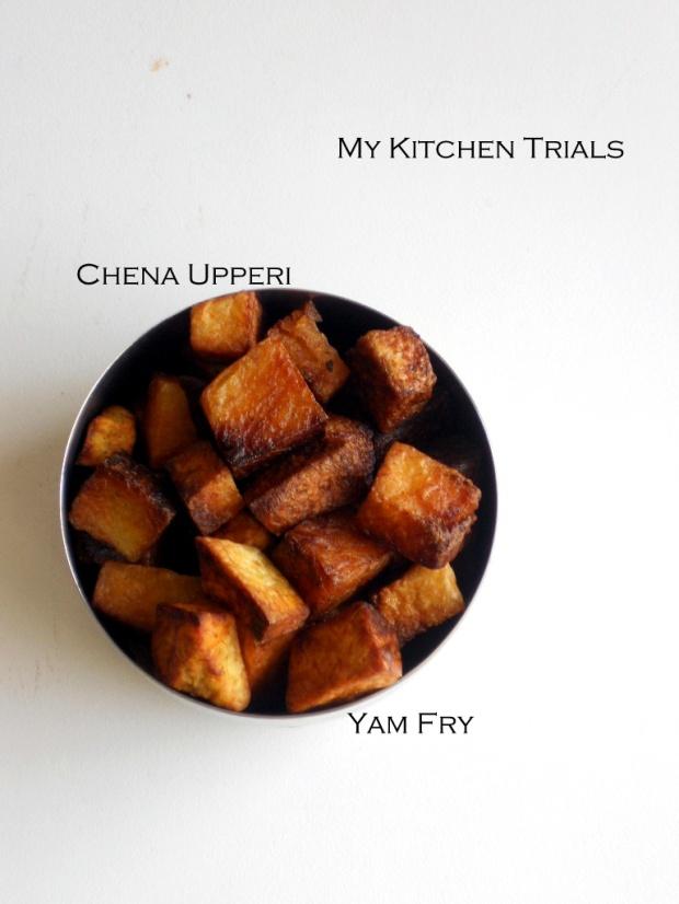 yam fry