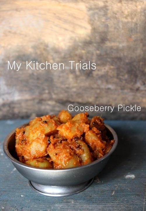 Nellikka Achaar - Gooseberry Pickle