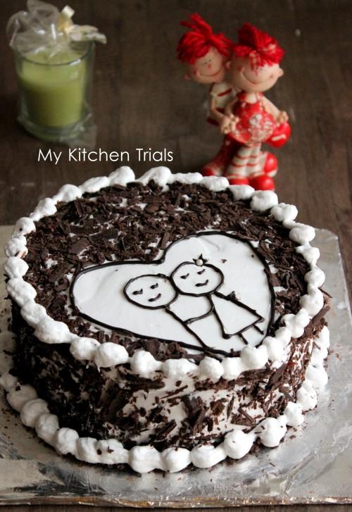 couplecake2. cake