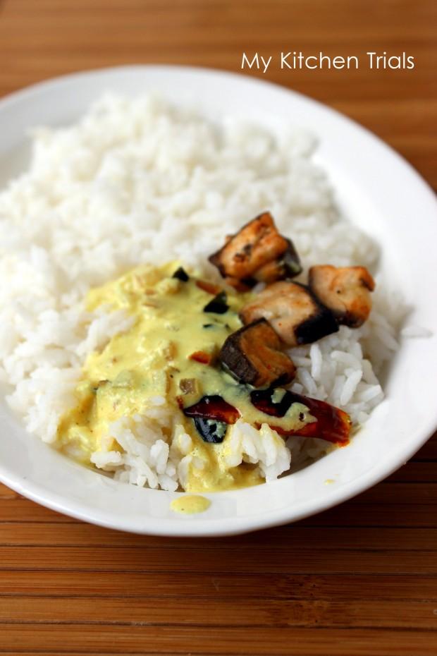 vazhakka_curry