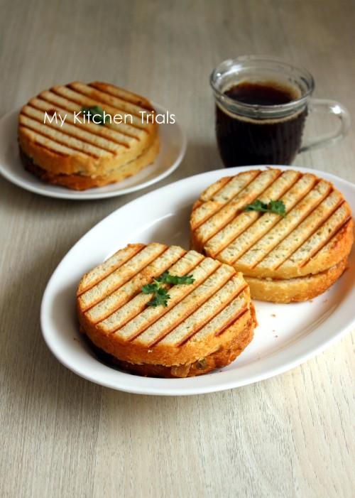 corncapsicumsandwich
