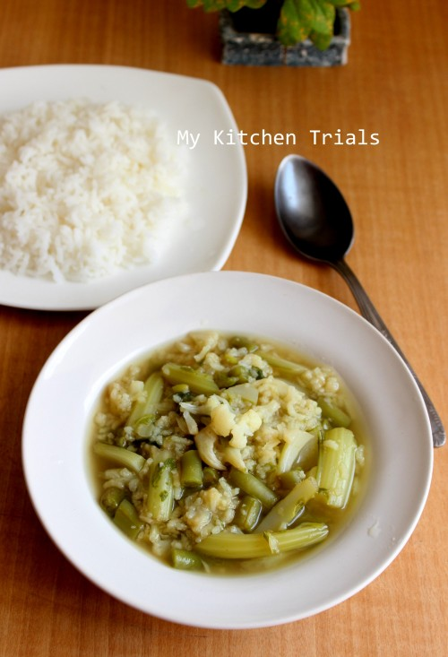 Mizoram – Vegetable Bai