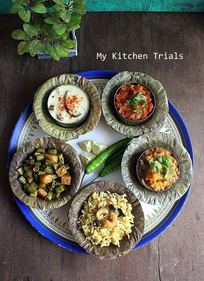 Oriya mini thali my kitchen trials oriya 002 forumfinder Image collections