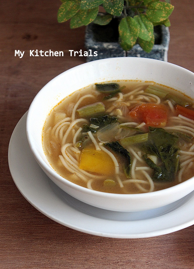 Arunachal pradesh tibetian thukpa my kitchen trials for Arunachal pradesh cuisine