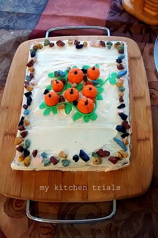 pumpkin cake1