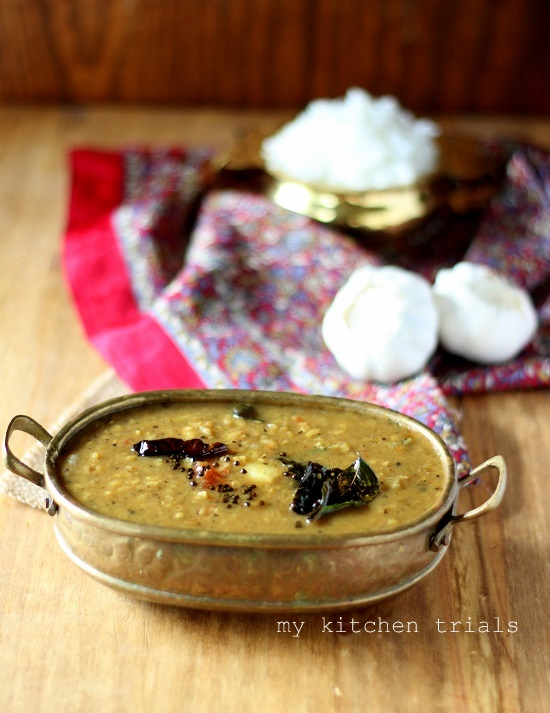 garlic pepper sambar3
