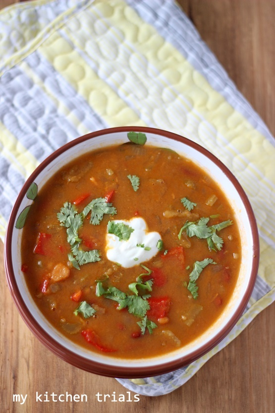 2mullagatawny soup