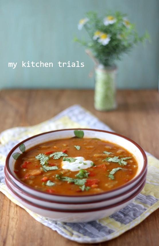 3mullagatawny soup