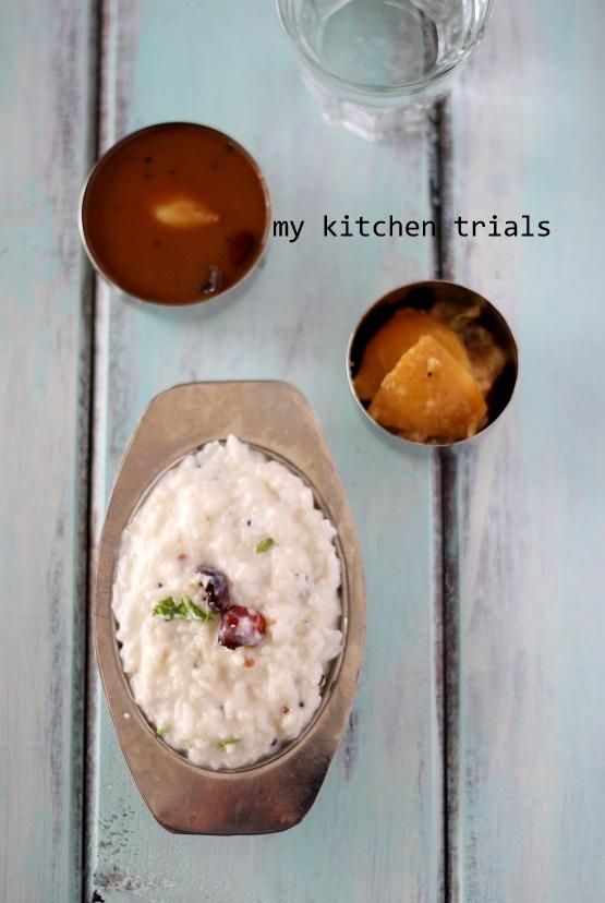 1curd rice