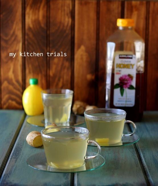 1ginger tea
