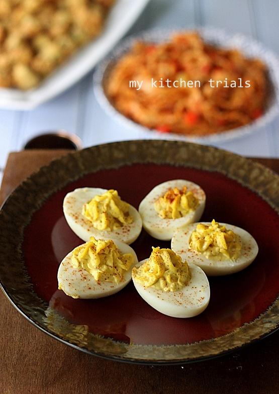 1Deviled Eggs