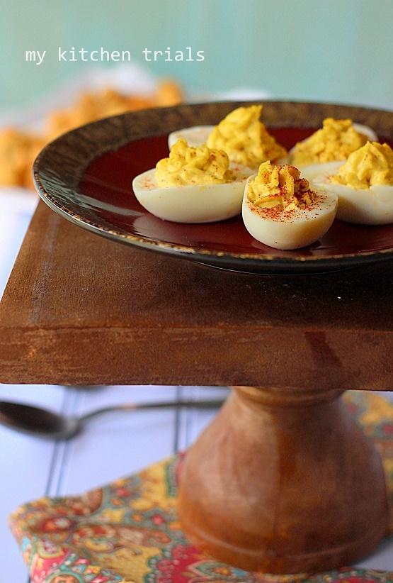 2Deviled Eggs