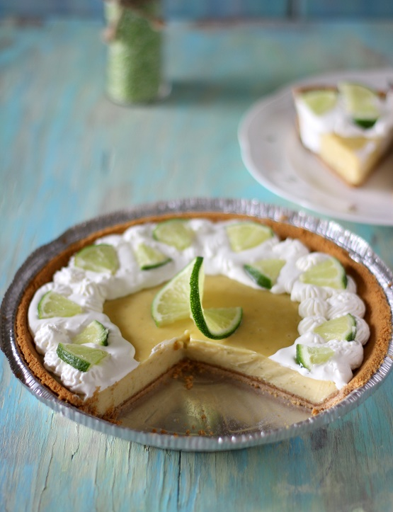2Key lime pie