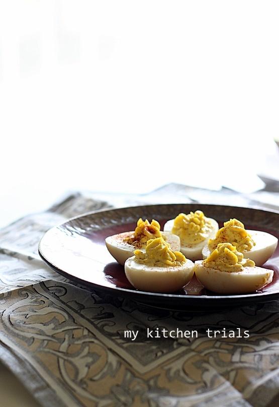 3Deviled Eggs