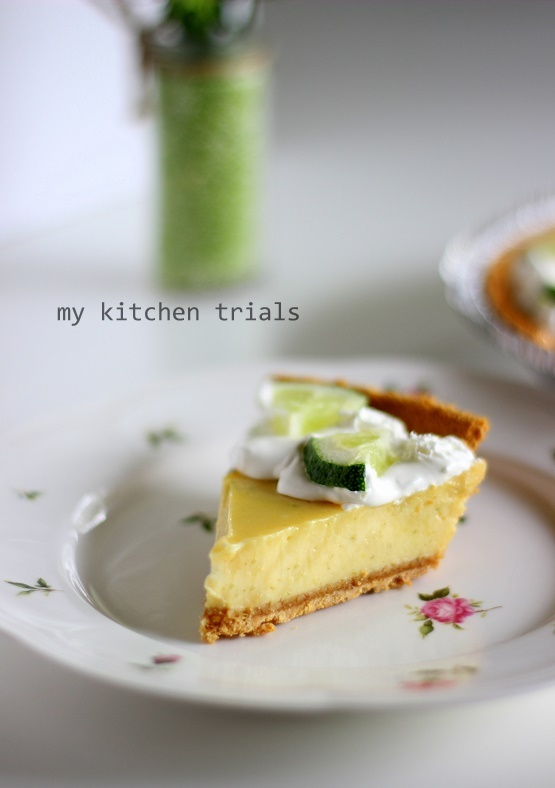 3Key lime pie