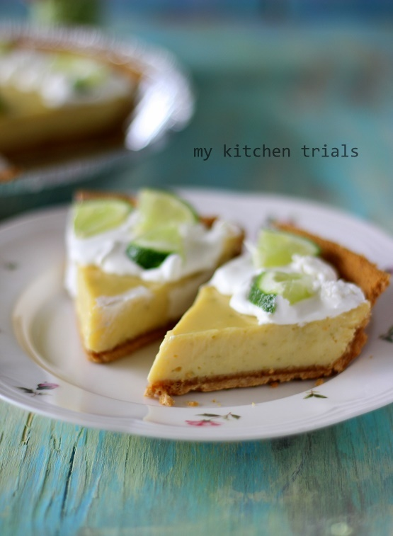 4Key lime pie