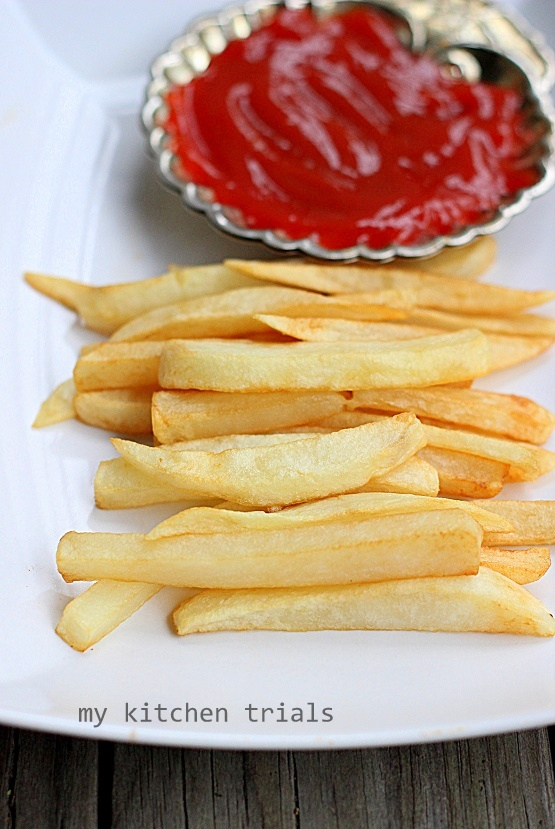 3French fries