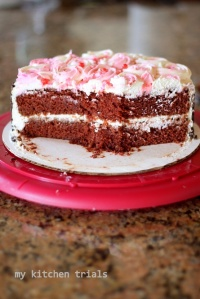 4red velvet cake