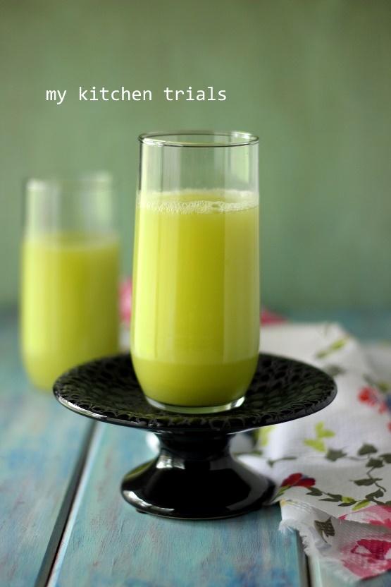 2celery juice