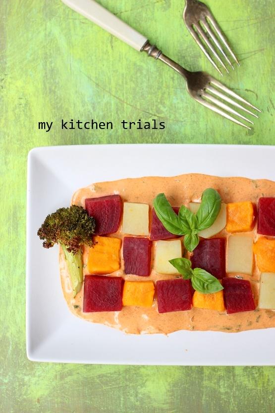 1beet salad