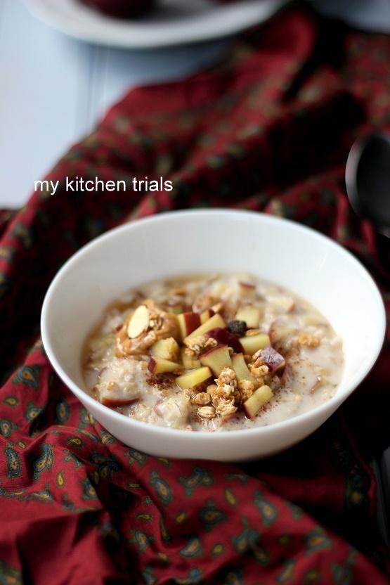 1apple-oatmeal