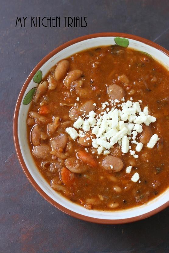 1Greek_Bean_Soup