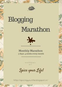 Blogging Marathon